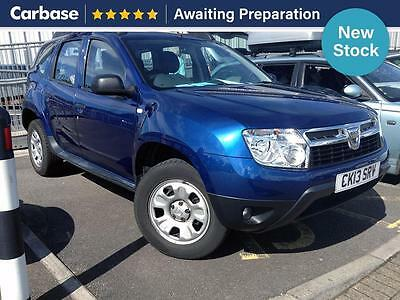2013 DACIA DUSTER 1.5 dCi 110 Ambiance 5dr SUV 5 Seats