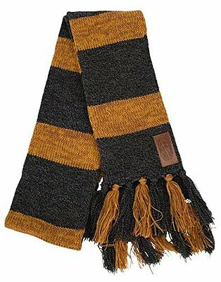Fantastic Beasts and Where to Find Them Newt Scamander Hufflepuff Scarf by