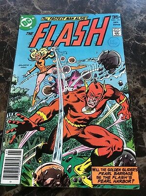 The Flash 257 DC 1978