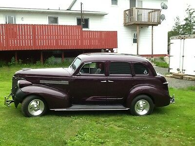Chevrolet: Other 1939 Chevy Streetrod