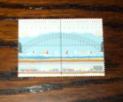 Australia Mint Stamps Opening Of Sydney Harbour Tunnel 28.8.1992