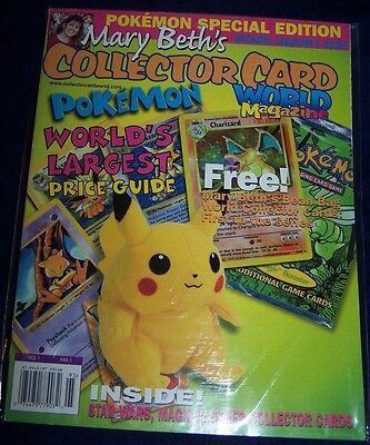 Collector Card World magazine, Pokemon special edition!