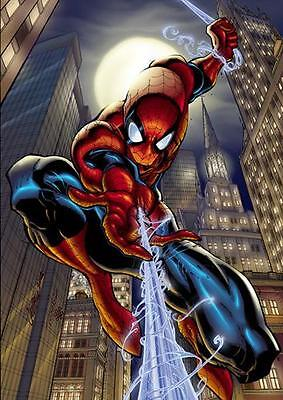 SPIDERMAN POSTER Marvel Avengers Homecoming Infinity Wars Photo Poster A4 A3