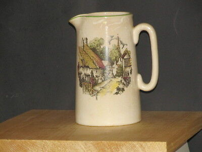 Antique Seekers Lord Nelson Ware *cottage Lane* Creamer/pitcher England