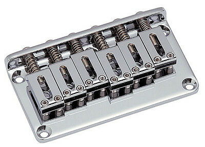 Gotoh GTC-101 Bridge Brücke Chrome