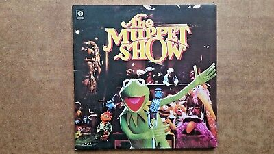 The Muppet Show LP...PYE Records  1977