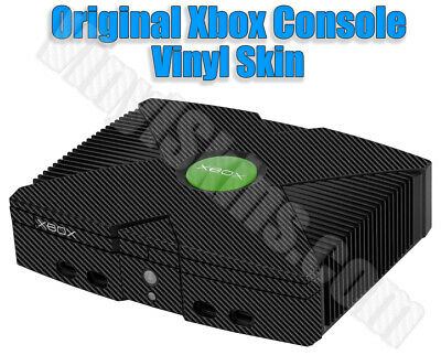 Any 1 Vinyl Decal/Skin Design for Original Xbox Console - Free US Shipping!