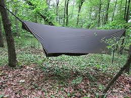 Nemo Equipment Tetrapod Hammock Alpha Green