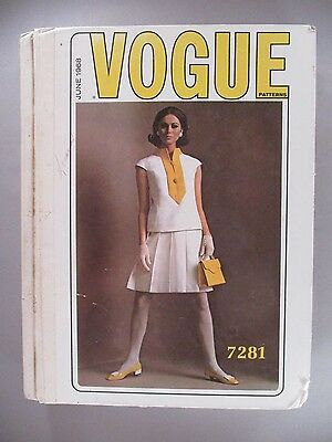 Vogue Patterns CATALOG - 1966 ~~ Large Store Counter Pattern Book