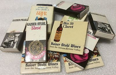 Kaiser Stuhl Wines, Barossa Valley Match Collection.