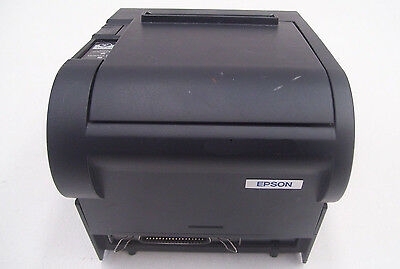 Epson TM-T88III M129C Parallel Interface Thermal Receipt Printer + Power Supply