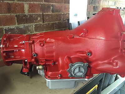 TRANSMISSION High Performance C6 SUIT FORD CLEVELAND