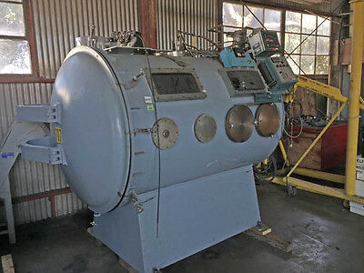 Vacuum Chamber With Jetline Equipment & Controls from Gov.Surplus