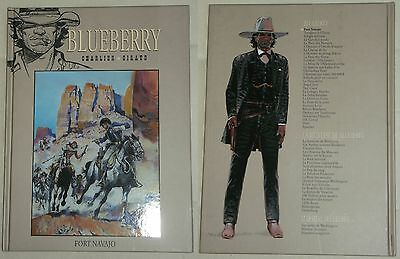 Blueberry - Fort Navajo / Hachette Collections