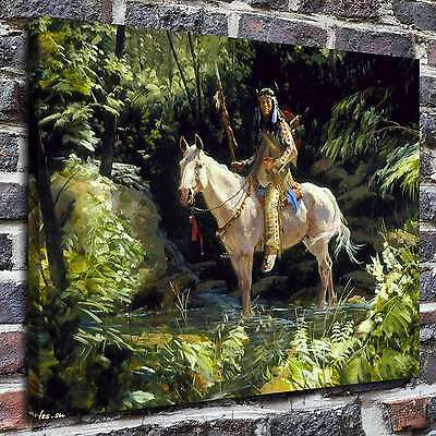 """12""""x16""""Forests lord Paintings HD Print on Canvas Home Decor Wall Art Pictures"""