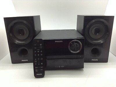 Mini Cadena Hifi Philips Btm1360/12 2049292