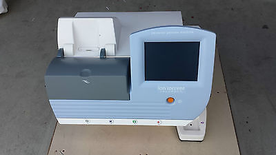 Ion Torrent Personal Genome Machine (PGM) System 7467 508-U001