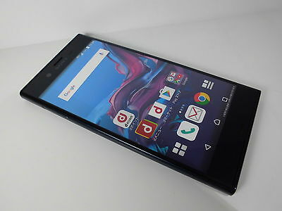 NTT-docomo SO-01J Sony Xperia XZ blue Non-working Display Phone from japan