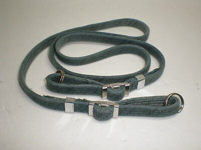 Vintage Textile Camera Strap w/ Buckles and Rings