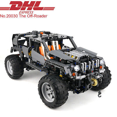 Off-Roader 4x4 truck model car Lego Technic like 8297 -Express Delivery- No box