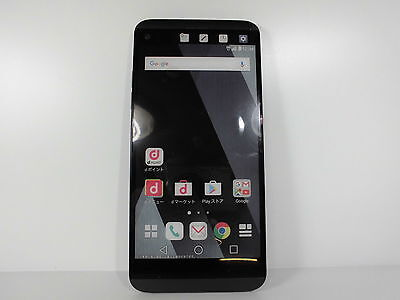 NTT-docomo L-01J LG V20 PRO black Non-working Display Phone from japan