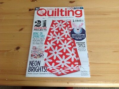 Love Patchwork And Quilting Magazine - Issue 31
