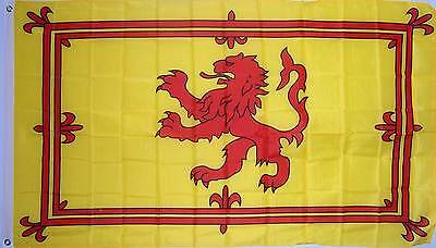 NEW 2x3 ft SCOTLAND LION SCOTTISH FLAG