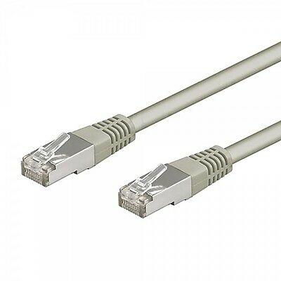 Câble Ethernet RJ45 (CAT6 F/UTP) Longueur 2m ,3m, 5m ou 10m Livebox, Freebox