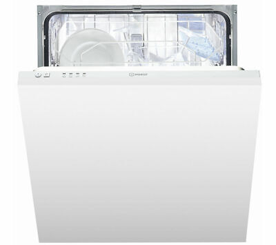 INDESIT DIF04B1 Full-size Integrated Dishwasher A+ Rating 13 Place Settings