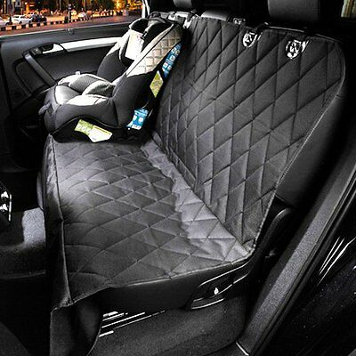 Non-Slip Safety Car Rear Back Seat Cover Pet Dog Cat Protector Hammock Mat Liner