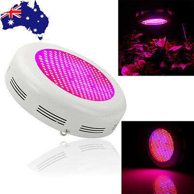 300W UFO Full Spectrum LED Grow Light Hydroponic Plant Veg Flower Lighting Lamp