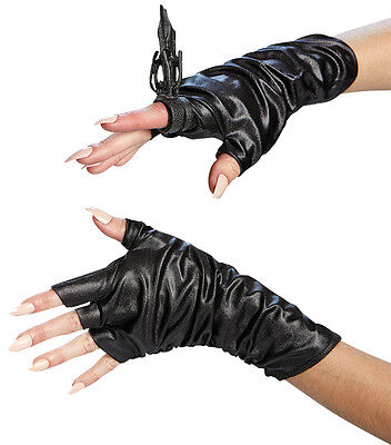 Maleficent Adult Gloves and Ring Accessory Kit,  One-Size