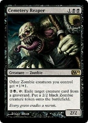Cemetery Reaper x1 NM       Magic the Gathering         MTG M10