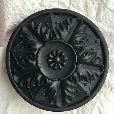 Round Leaf Silicone Soap Candle Mold Soap Making Mould DIY Handmade Soap Molds