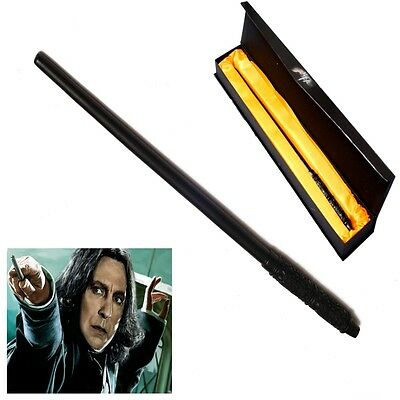 Neu  Severus Snape Magical Wand Zauberstab in Box COS Elderstab DE