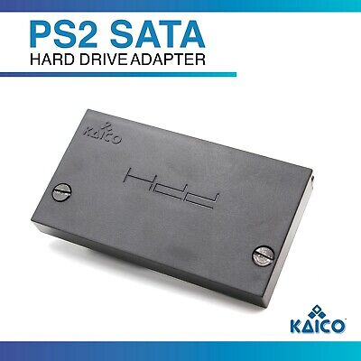 Sony PlayStation 2 PS2 SATA HD Hard Disk Drive Network Adaptor Adapter McBoot PS