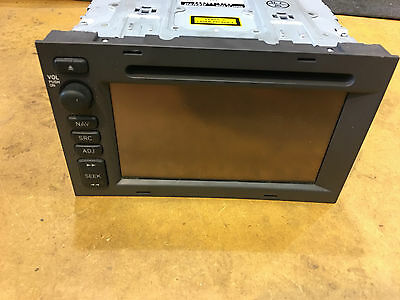SAAB 9-5 95 Satellite Navigation Unit Screen  5374517 Fast Shipping