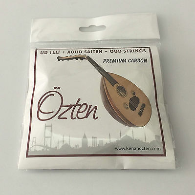 Professional Strings For Turkish Oud Ud 0.11