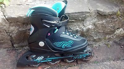 Girl's/Women's rollerblades - Size 7/40.5