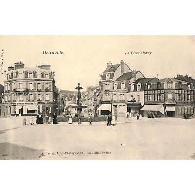 [14] Deauville - La Place Morny.