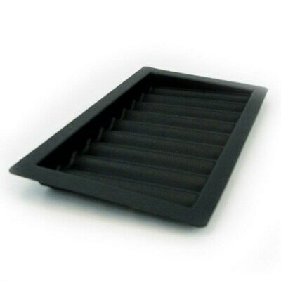 9 Row Molded Chip Tray Holds 450 Casino Sized Chips