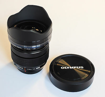 Olympus M.ZUIKO DIGITAL ED 7-14mm f2.8 PRO 1:2.8 7-14 mm