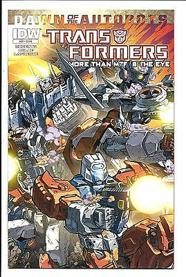 Transformers: More Than Meets The Eye # 32 (Dawn Of The Autobots, Aug 2014), Nm
