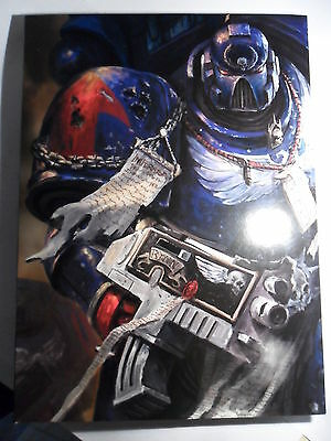 Warhammer 40k Space Marines Successor Chapter Limited edition codex