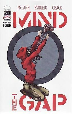Mind The Gap # 4 (First Print, Cover B, Sept 2012), Nm