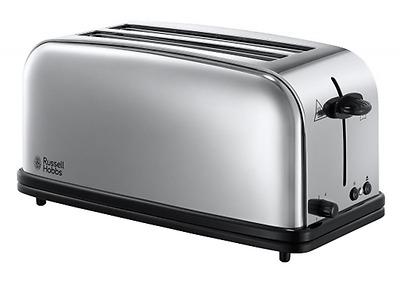 Russell Hobbs 23520-56 Grille pain Inox brillant 1600 W