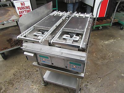 Taylor Dual Food Press Panini Grill Double