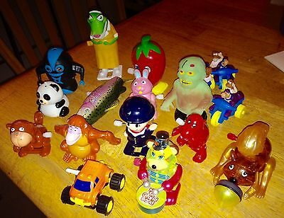 15 Great Variety of Wind Up Toys From Swimming Fish to Jumping Monkeys