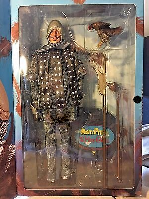 """Sideshow Toy~MONTY PYTHON and the HOLY GRAIL~THE FRENCH TAUNTER~12"""" Figure~2002"""