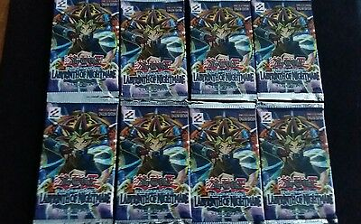 Yu-Gi-Oh~ Labyrinth Of Nightmare Booster pack(8 packs)